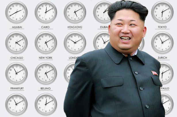 North Korea Is Changing Its Timezone Due To Wicked Japanese Imperialists UNILAD KjEYvai