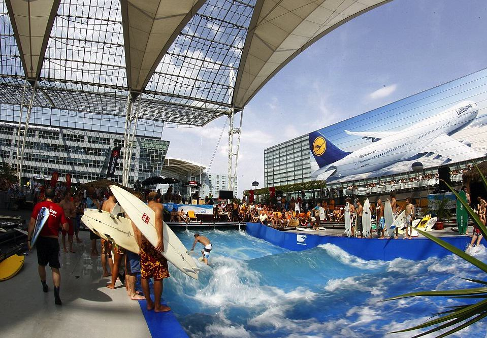 Some Of The Best Airports In The World You Wouldnt Mind Being Delayed In UNILAD Munich Reuters5