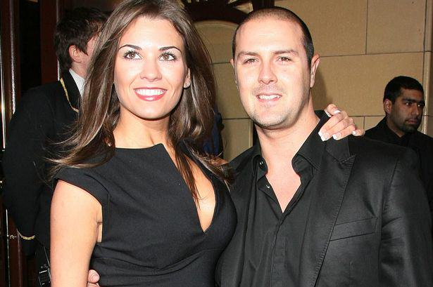 Paddy McGuinness Bursts Into Nail Bar Rant In Defence Of His Wife UNILAD Paddy McGuinness and his wife Christine4