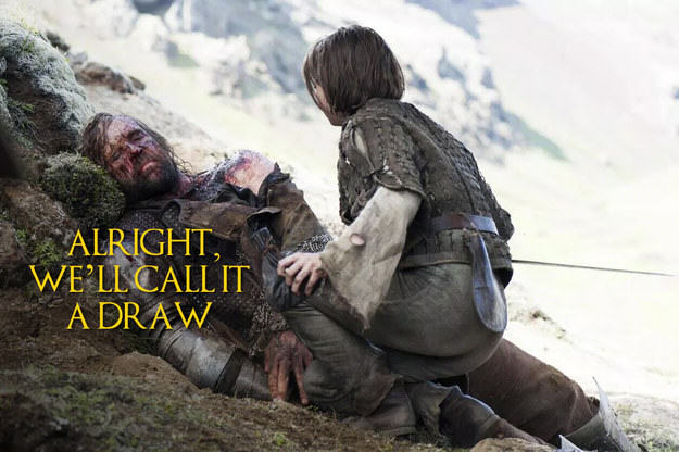 these game of thrones moments with quotes from monty python are amazing