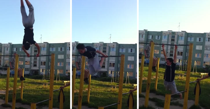 Russian Man Manages To Break Both Arms And Shoulders In One Swift Move UNILAD SMRUSSIA6