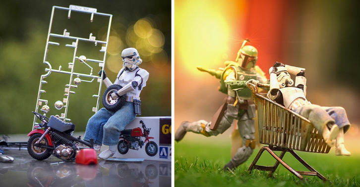 Awesome Photos Imagine What Stormtroopers Get Up To On Their Days Off UNILAD SMstormtrooper4