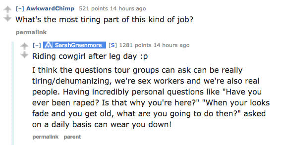 A Sex Worker Did An AMA To Highlight The Realities Of Legal Prostitution UNILAD Screen Shot 2015 08 13 at 15.34.317