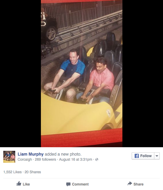 Man Takes Taxi Driver To Theme Park Because Hed Never Been To One UNILAD Screen Shot 2015 08 21 at 13.26.468