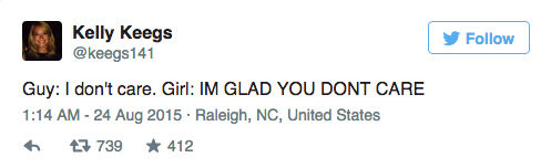 Couple Dramatically Break Up On Plane, Whole Thing Is Live Tweeted UNILAD Screen Shot 2015 08 24 at 12.00.118