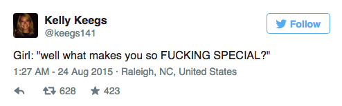 Couple Dramatically Break Up On Plane, Whole Thing Is Live Tweeted UNILAD Screen Shot 2015 08 24 at 12.01.322