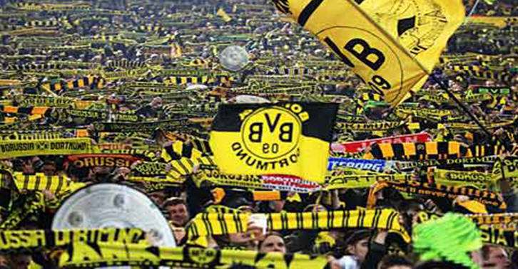 Borussia Dortmund Have Officially Welcomed More Syrian Refugees Than The UK UNILAD TN146
