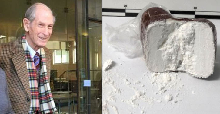 91 Year Old Pensioner Faces Smuggling Charges After Being Caught With 4.5Kg Of Cocaine UNILAD TN171