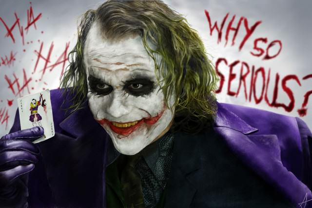 Fan Theory Suggests That The Joker Was Actually The Hero In The Dark Knight UNILAD The Joker4 640x426