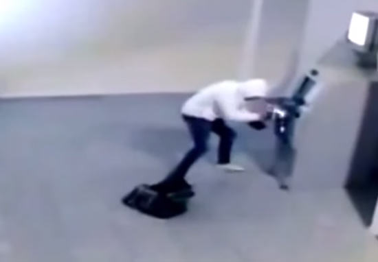 Brazilian Thief Has Explosive Way Of Getting Cash Out Of ATM UNILAD WEBTHUMbrazil7