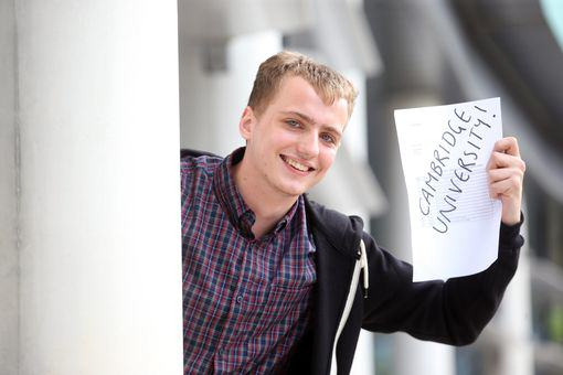 Homeless Student Gets Straight A*s And Wins Himself A Place At Cambridge UNILAD Wales Online4