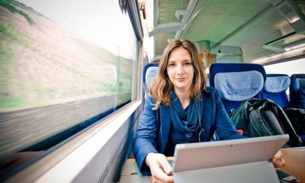 Student Decides To Leave Her Apartment And Live On A Train UNILAD Washington Post7