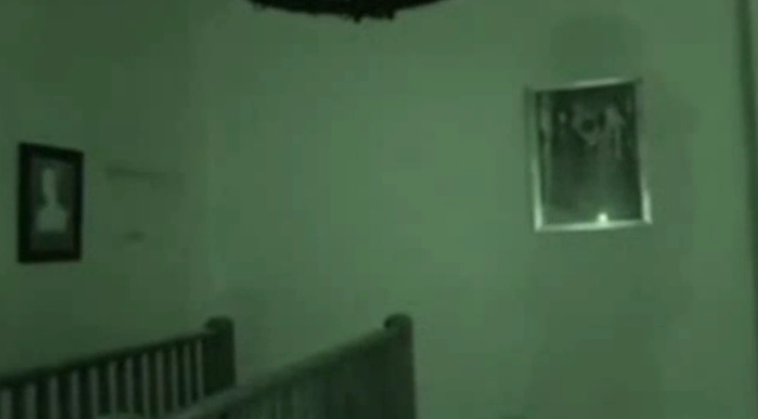 Can you see the ghost?