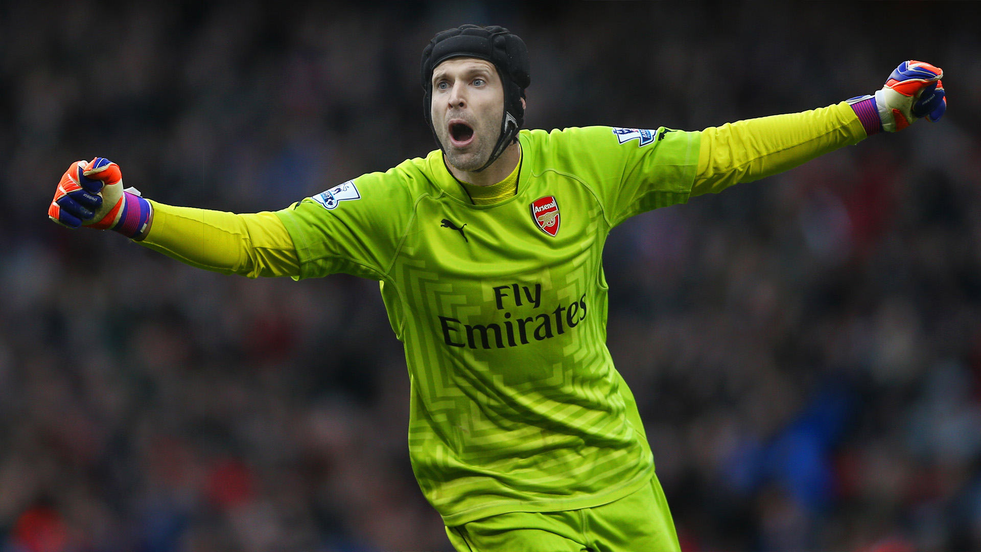 Internet Reacts To A Horror Display From Petr Cech