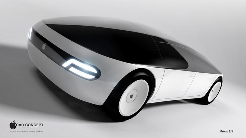 Heres What Apples Self Drive Car Could Look Like UNILAD apple car 14