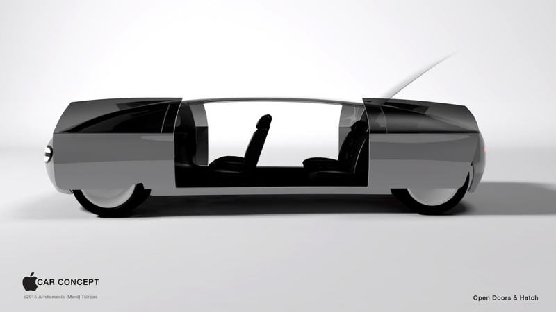 Heres What Apples Self Drive Car Could Look Like UNILAD apple car 25