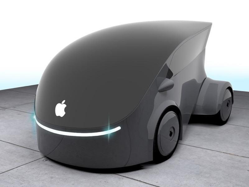 Heres What Apples Self Drive Car Could Look Like UNILAD apple car 47
