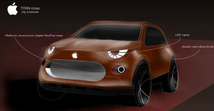 Heres What Apples Self Drive Car Could Look Like UNILAD apple car 7 NEW8