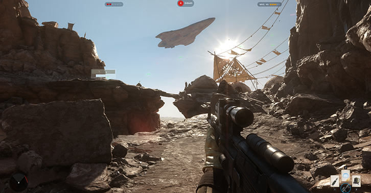 Star Wars: Battlefront Wont Have A Campaign Because Very Few Will Play It UNILAD battlefront34