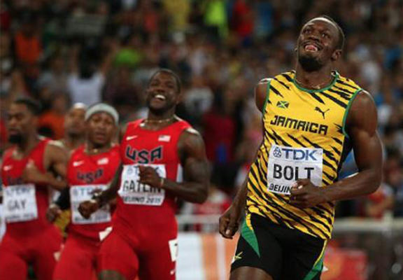 Usain Bolt Retains 100m Gold At World Athletics Championships 2015 UNILAD bolt WEB7