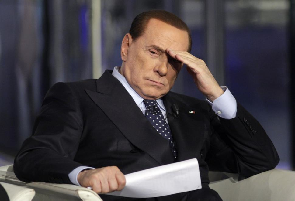 Silvio Berlusconi Had Women Kiss Penis Statue At His Sex Parties UNILAD bung8