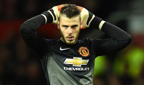 Internet Reacts To David De Gea STAYING At Manchester United UNILAD dddg8
