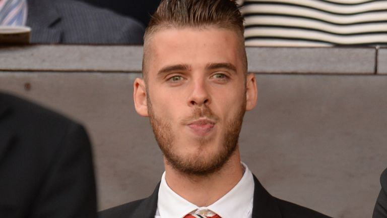 Internet Reacts To Manchester United Agreeing A Fee With Real Madrid for David De Gea UNILAD ddg5