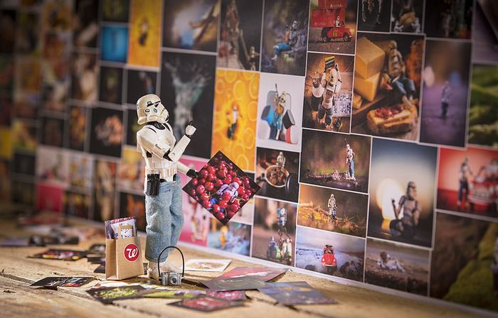 Awesome Photos Imagine What Stormtroopers Get Up To On Their Days Off UNILAD decorating8