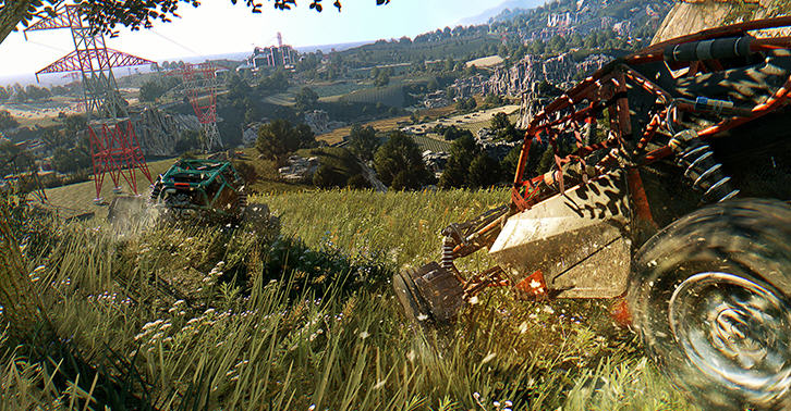 Dying Light: The Following Trailer Shows Brutal Vehicle And Story Details UNILAD dyinglight26