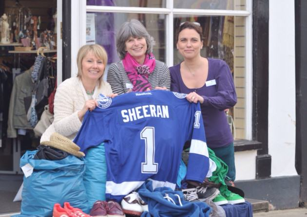 Ed Sheeran Planning To Work In Charity Shop During His Month Off UNILAD ed sheeran charity 47