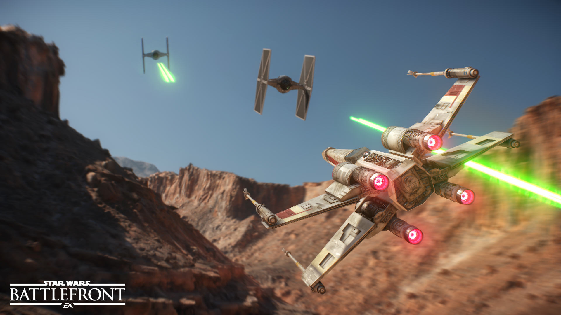 Star Wars: Battlefront Looks Stunning In These Desktop Backgrounds And Images UNILAD efBUv6o Imgur3
