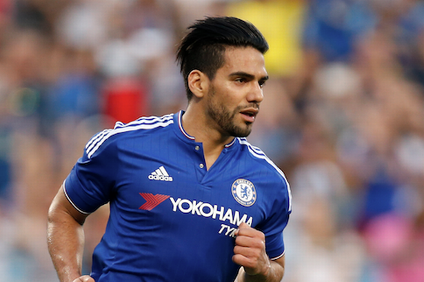 Internet Reacts To Radamel Falcao Scoring For Chelsea UNILAD falcao2