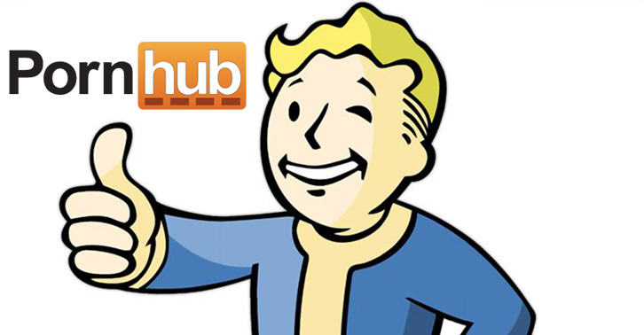 Someone Has Uploaded Unseen Fallout 4 Footage To Pornhub, Obviously UNILAD fallout37