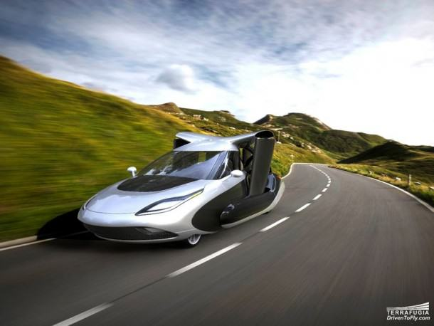 Awesome Images Of Flying Car Revealed, Ahead Of Its Test Flight UNILAD flying car 28