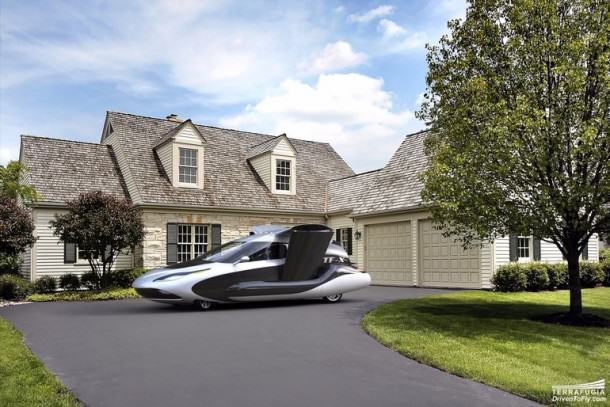 Awesome Images Of Flying Car Revealed, Ahead Of Its Test Flight UNILAD flying car 35