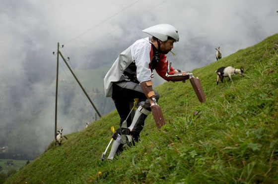 Man Gives Up Living As A Human To Be A Goat UNILAD goat18