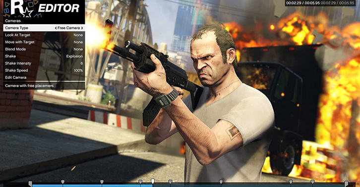 Rockstar Editor Is Coming To Consoles In The Next Grand Theft Auto Update UNILAD gta27
