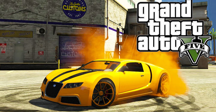 Huge Infographic Shows 50 GTA 5 Cars And Their Real Life Counterparts