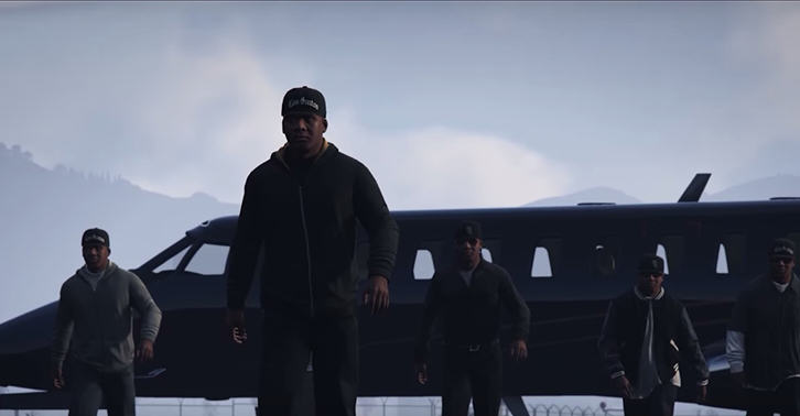 This Grand Theft Auto Version Of Straight Outta Compton Is Perfect UNILAD gta5