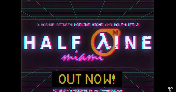 This Half Life/ Hotline Miami Mashup Might Be The Best Thing Ever UNILAD halfline34