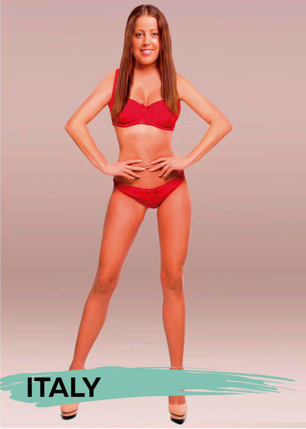 These Ideal Body Types For Women Around The World Are Seriously Interesting To See UNILAD itab5