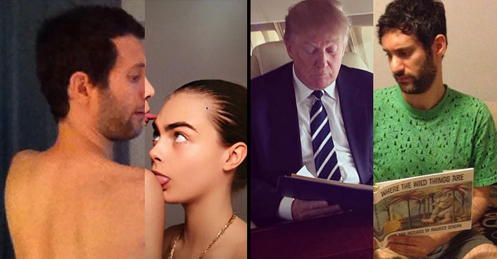 This Artist Has Made Epic Photo Collages Of Himself Hanging With Celebrities UNILAD jon burgerman 25