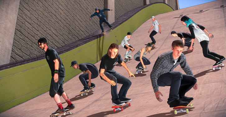 Tony Hawks 5 Gets A Facelift And Is Still Ugly As Hell UNILAD k7pmxrjyTbn