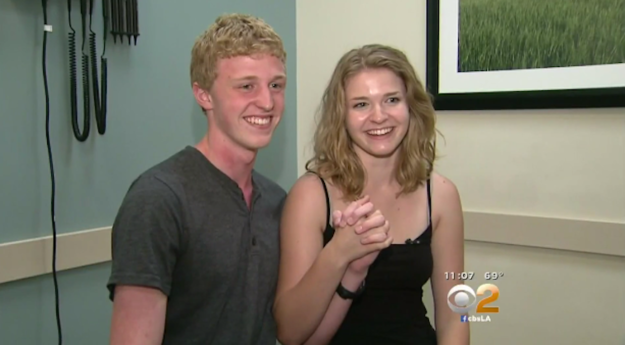 Holding Hands Saved This Couple From A Lightning Strike UNILAD lightning couple5