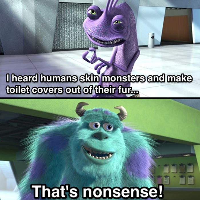 This Fan Theory For Monsters Inc Is Actually Pretty Dark UNILAD monsters inc26