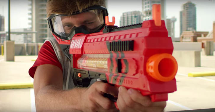 Nerf Announce New Blaster That Will Shoot Balls Up To 70 Miles Per Hour UNILAD nerf47