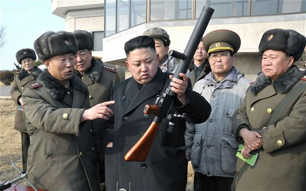 North Korea Declares It's In A 'Quasi State Of War' With The South UNILAD north korea jong i 2492687b AFPGetty Images3