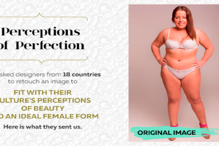 These Ideal Body Types For Women Around The World Are Seriously Interesting To See UNILAD oo2
