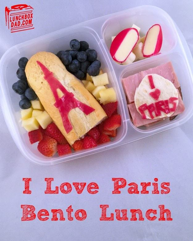 This Awesome Dad Makes The Best School Dinners Ever UNILAD paris5