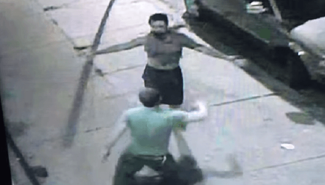 Video Of Two Lads Beating Each Other Up Has A Beautiful Ending UNILAD philly fight4